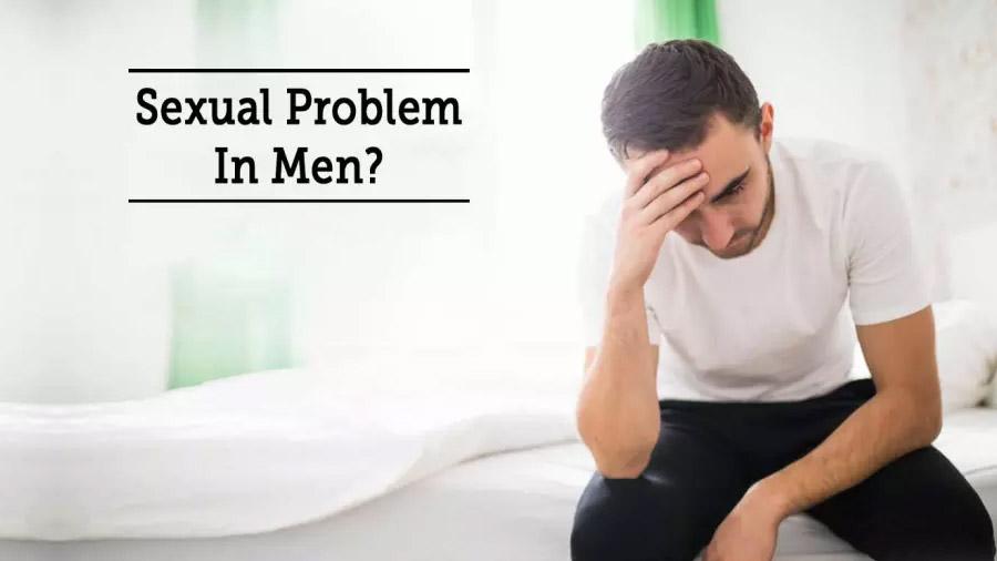 Sexual Disorders in Men